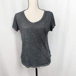 Project Social T Sheer Relaxed T Shirt Small